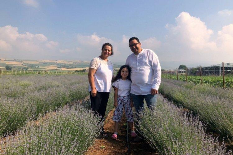 Bursa'da yetiştirilen bu bitki birçok hastalığa iyi geliyor