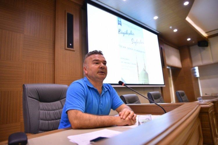 """Bursa Büyükşehir'de """"İslam, şehir ve medeniyet"""" konulu eğitim"""