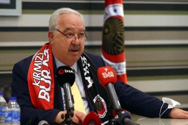 Gençlerbirliği'nin yeni başkanı Niyazi Akdaş!