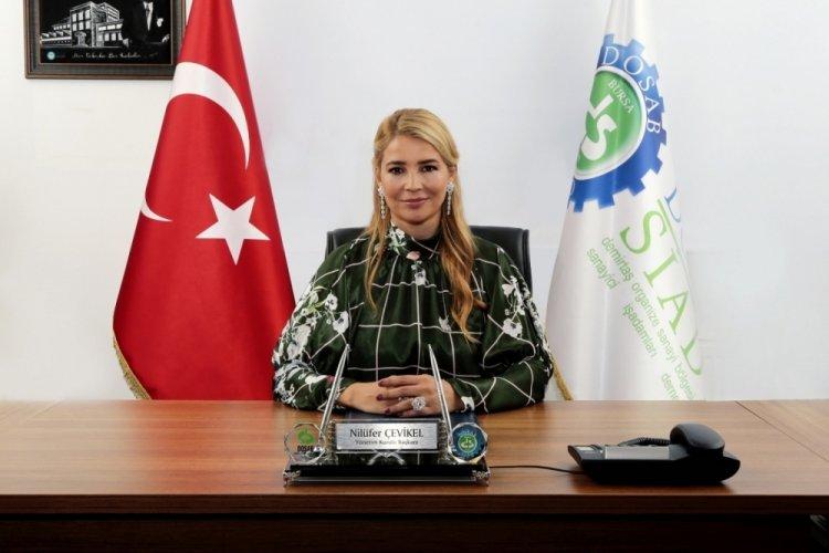Bursa DOSABSİAD Başkanı Çevikel: İhracatçılarımız hammaddeye ulaşmakta zorlanıyor