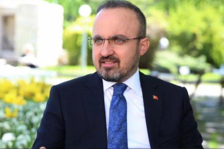 AK Partili Bülent Turan'dan '15 vekil' açıklaması