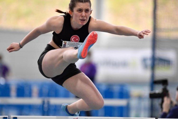 Özel sporcu Fatma Damla heptatlonda dünya şampiyonuoldu