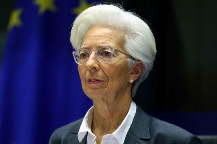 Lagarde'dan enflasyon açıklaması