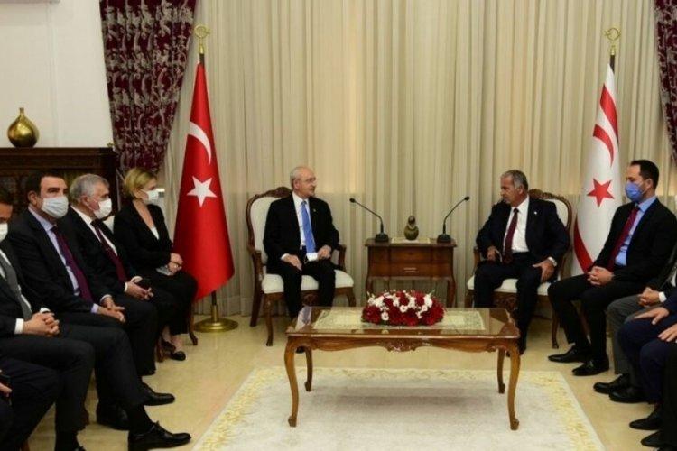 Kılıçdaroğlu KKTC'de: Kıbrıs milli bir politikadır
