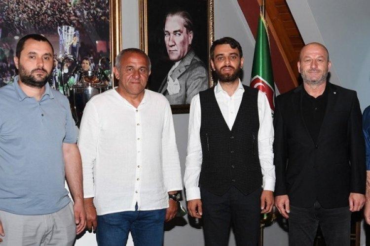 Bursaspor Kulübü, Hakan Cenkçiler ile yeniden anlaştı