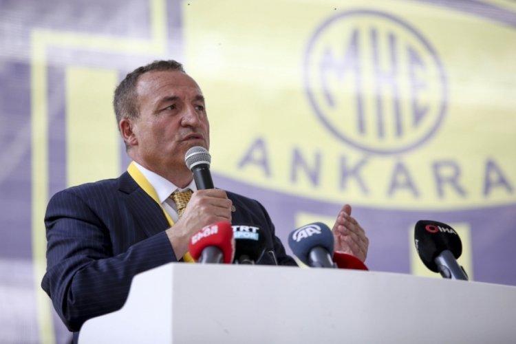 Ankaragücü'nde yeni başkanı Faruk Koca