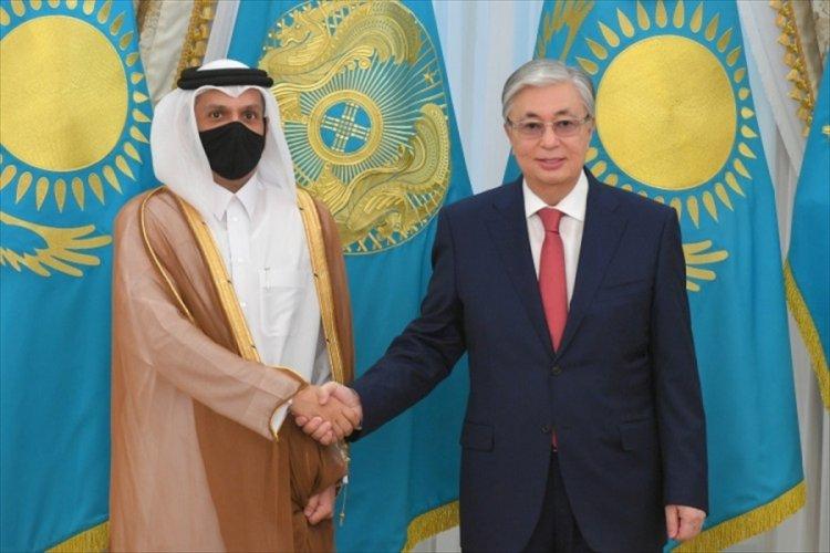 Kazakistan ve Katar arasında ekonomik iş birliği