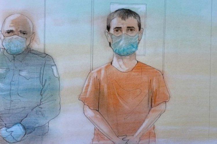 Kanada'da Müslüman aileden 4 kişiyi öldüren zanlı hakim karşısına çıktı