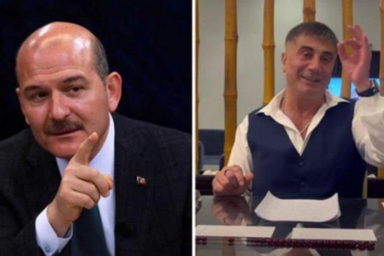 Sedat Peker'den Süleyman Soylu hakkında Thodex iddiası