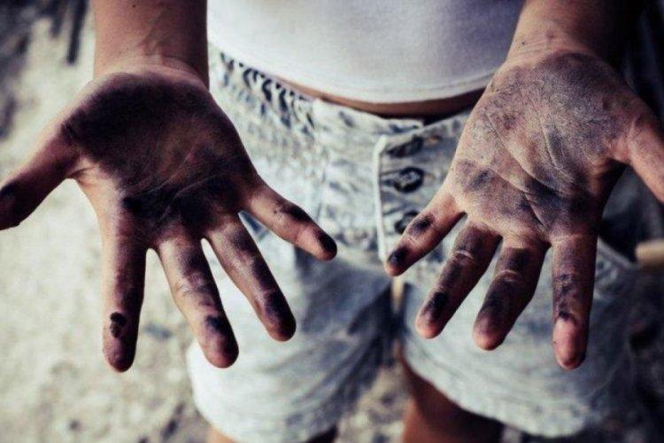 Pandemide acı tablo: Çocuk işçiler