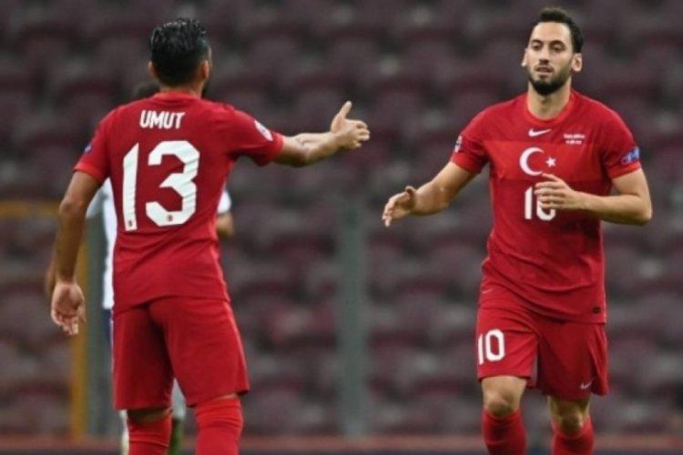 Hakan Çalhanoğlu: İyi analiz ettik