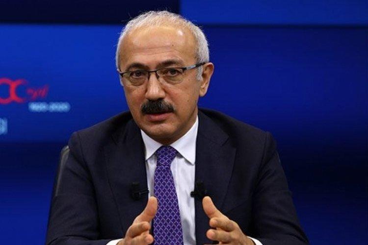 Bakan Elvan'dan enflasyon ile mücadele mesajı