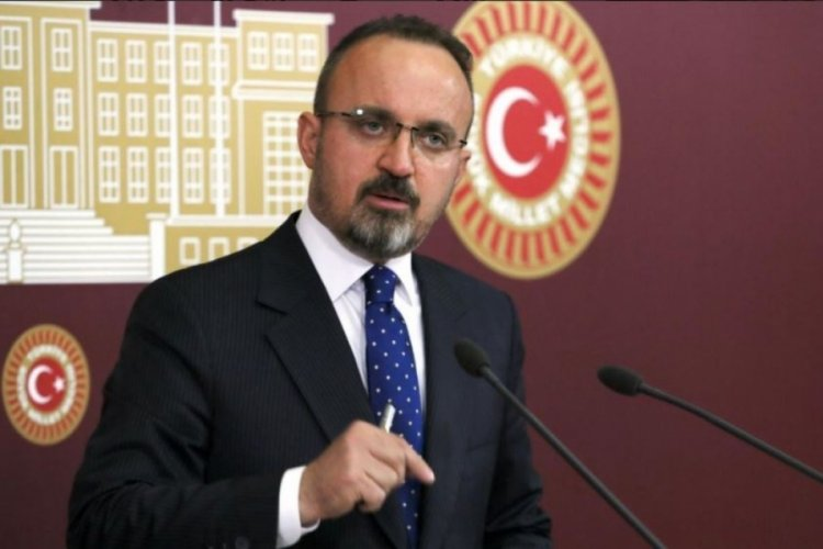 AK Partili Turan'dan Millet İttifakı'na 'sistem' yanıtı