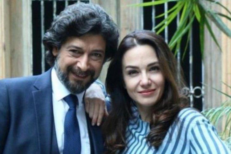 Deniz Uğur rol arkadaşı Erdinç Gülener ile evlendi
