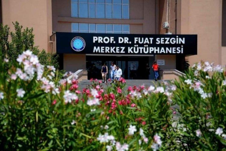 Bursa Uludağ Üniversitesi, kütüphane açık erişim sistemi 1 milyon kullanıcıya ulaştı