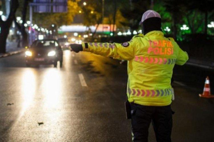 Alkollü araç kullanan avukat, denetimde polislere isim sordu