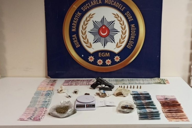 Bursa'daki uyuşturucu operasyonunda  6 kişi daha gözaltına alındı