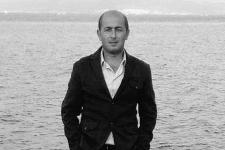 Bursa'da Tarihi Belediye Binası'nda kahreden ölüm