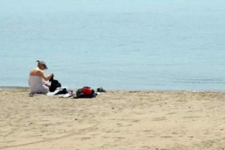 Korona virüsten sonra şimdi de müsilaj yasağı: Denize girmek yasaklandı