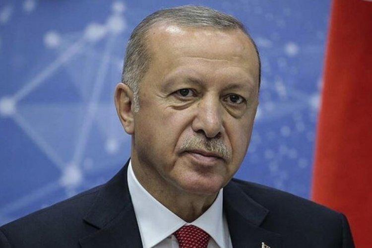"""Cumhurbaşkanı Erdoğan'dan Milli Takım paylaşımı! """"Evlatlarım..."""""""