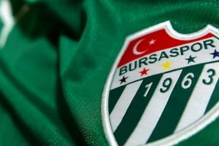Bursaspor'a elektrik müjdesi!
