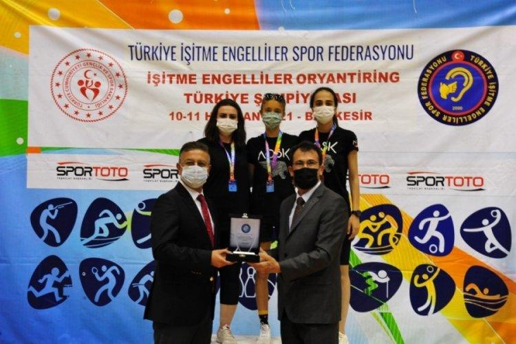 BAÜN, Türkiye İşitme Engelliler Şampiyonalarına kapılarını açtı