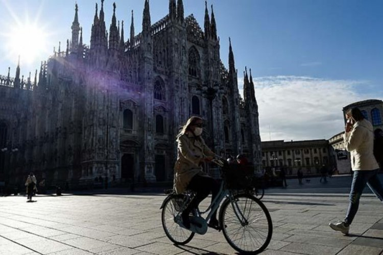 İtalya'da son 24 saatte bin 901 yeni vaka