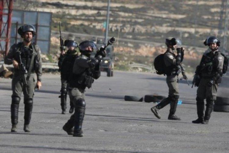 """""""Nablus'taki protestolarda 1 Filistinli öldü, 110 Filistinli yaralandı"""""""