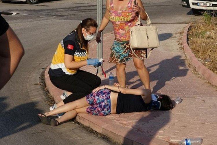 Kaza yapan sürücü pes dedirtti: Her zaman alkollü yola çıkıyorum