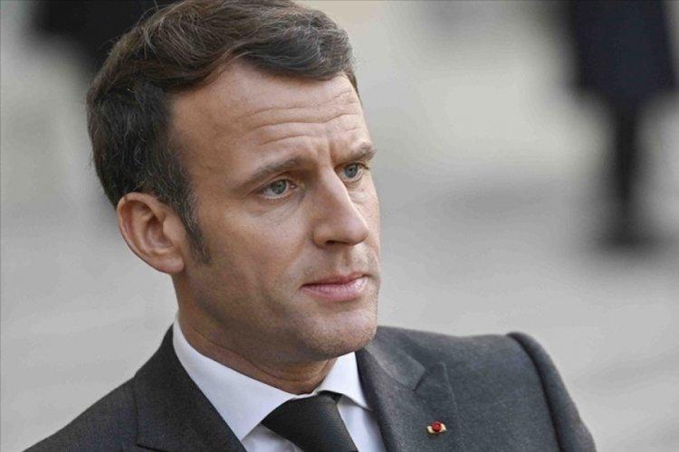 """Macron: """"İngiltere Brexit anlaşmasına uyarsa ilişkiler yeniden şekillenir"""""""