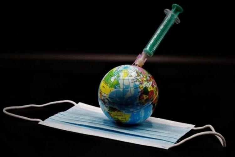 Dünyada 2.33 milyardan fazla aşılama