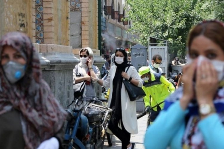 İran'da Kovid-19 nedeniyle 115 kişi daha öldü