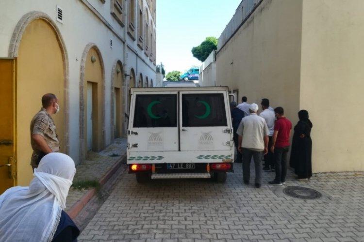 Mardin'de bir kadın balkonunda cansız halde bulundu