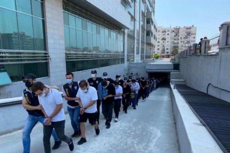 Bursa dahil 18 ilde yasadışı bahis operasyonuna 35 tutuklama