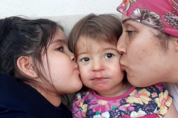 Doktorların 3 ay ömür biçtiği minik Hira'dan acı haber