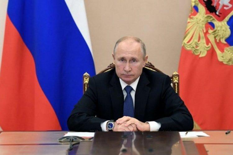 Putin, Biden'ın 'katil' sözlerine yönelik açıklama yaptı