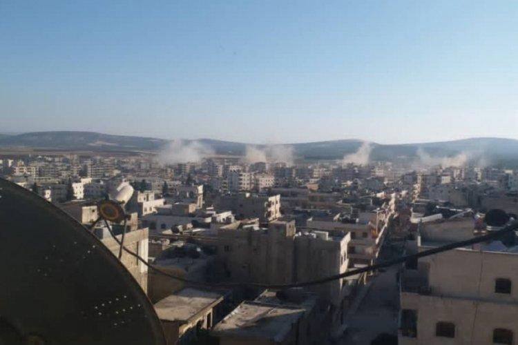 PKK, Afrin'de sivillere saldırdı!