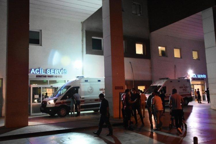 Mardin'de feci kaza: 2 öğretmen hayatını kaybetti