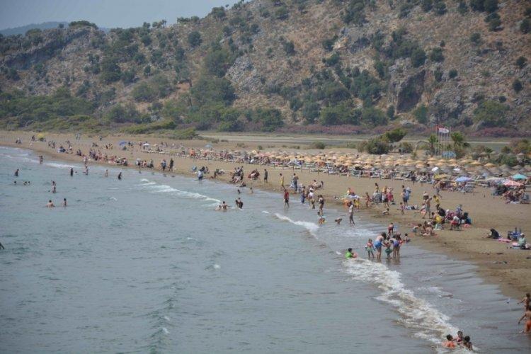 Ege sahilleri hareketlendi