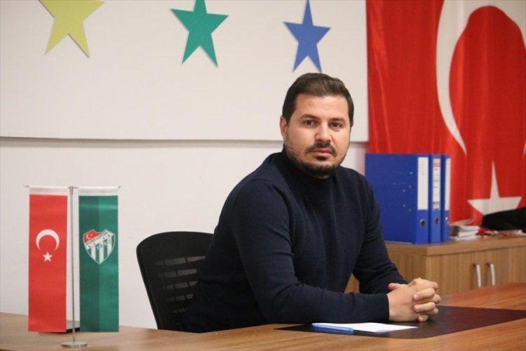 Aykut Turan: Bursaspor kültürünü tüm dünyaya yaymak istiyoruz