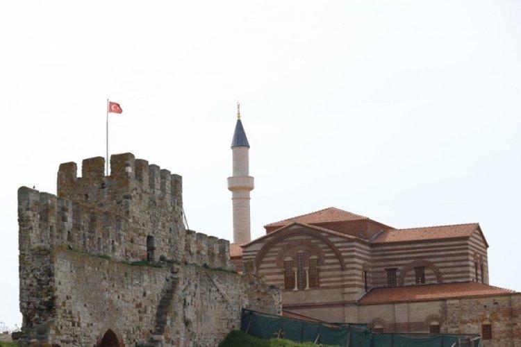 Enez Fatih Camisi 56 yıl sonra ibadete açılıyor