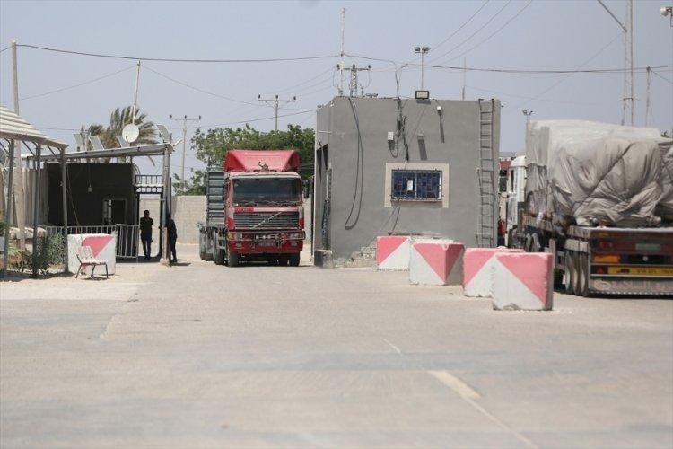 İsrail, Gazze'ye hayati ürünlerin girişine engel olmayı sürdürüyor