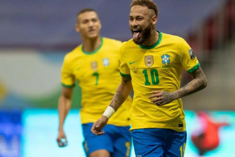 Copa America'da, Brezilya, Venezuela'yı rahat geçti