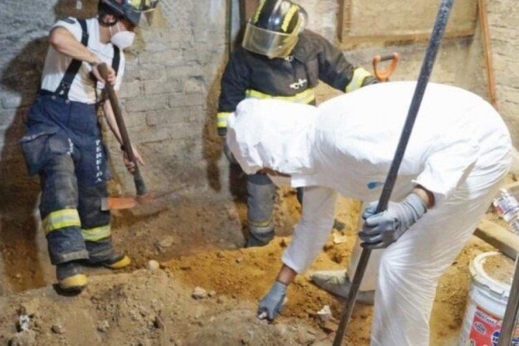 Kasabın evinde 17 ceset bulundu!