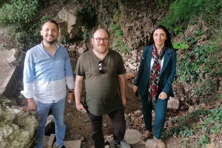 Bursa Milletvekil Kayışoğlu'ndan Ilıpınar Höyüğü çağrısı