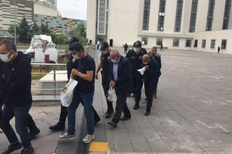 Ankara'da rüşvet ve evrakta sahtecilik operasyonu: 30 gözaltı