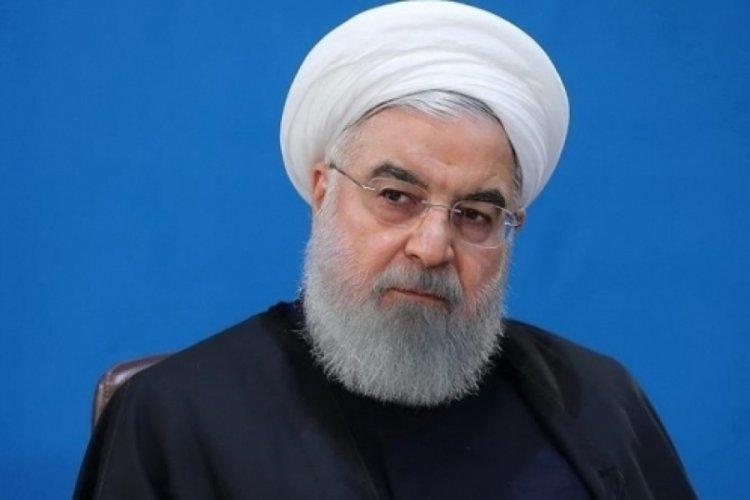 Ruhani: Nükleer faaliyetlerimiz tamamen barışçıldır