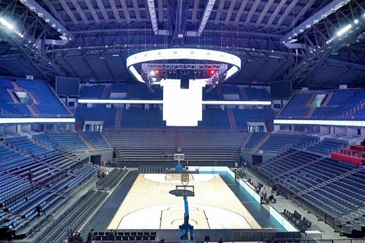 TBF'den Sinan Erdem Spor Salonu açıklaması