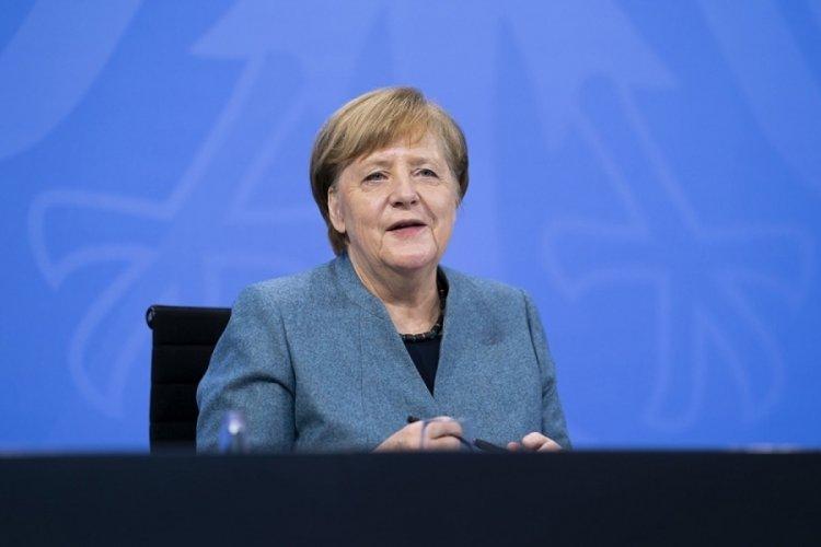 Merkel: NATO 2030 konsepti, karşı karşıya olduğumuz tüm zorluklara cevap sağlıyor