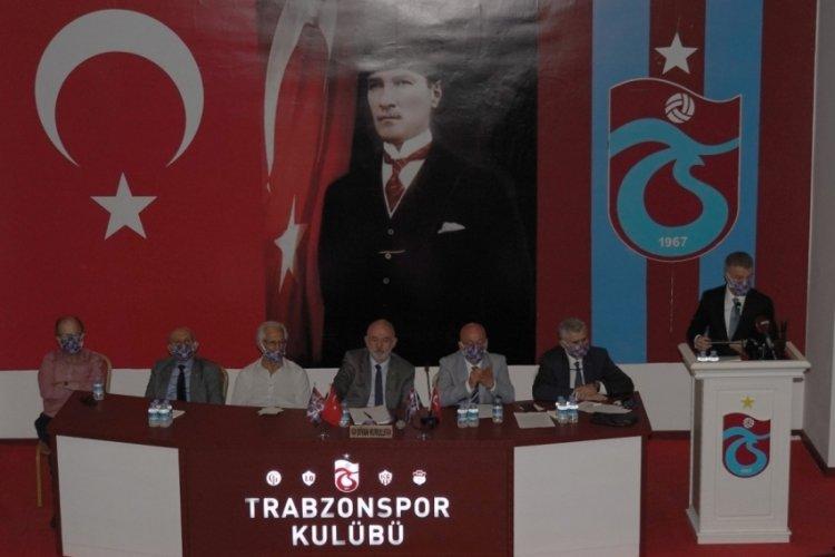 Trabzonspor'un borcu 1 milyar 192 milyon 419 bin TL olarak açıklandı